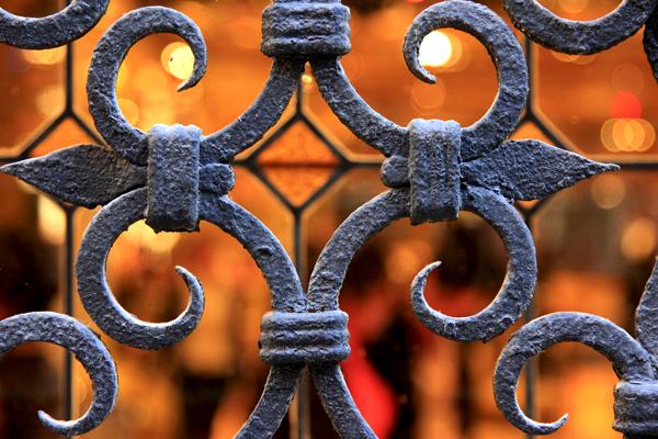 Venetien, Venedig, San Marco-Viertel, Calle de Ramo Contarina, Fassade, Detail, Fenster,